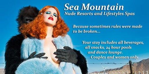 sex party Las Vegas elegant upscale resort for couples