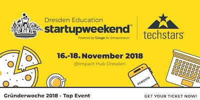 Techstars Startup Weekend Dresden 11/18