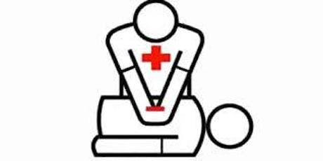 Adult and Pediatric CPR/AED tickets