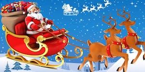Father Christmas in Marlborough 2019