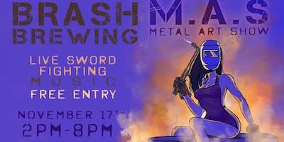 All Metal Art Show