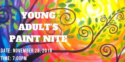 Young Adult Paint Nite