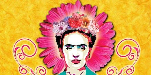 Frida Fest Frida and Diego Look-A-Like Contest