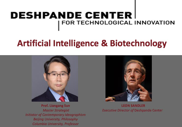 Artificial Intelligence & Biotechnology