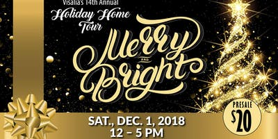 Redwood Band and Color Guard Holiday Home Tour