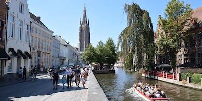 Free tour of Bruges