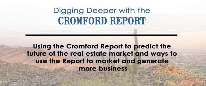 Digging Deeper With the Cromford Report