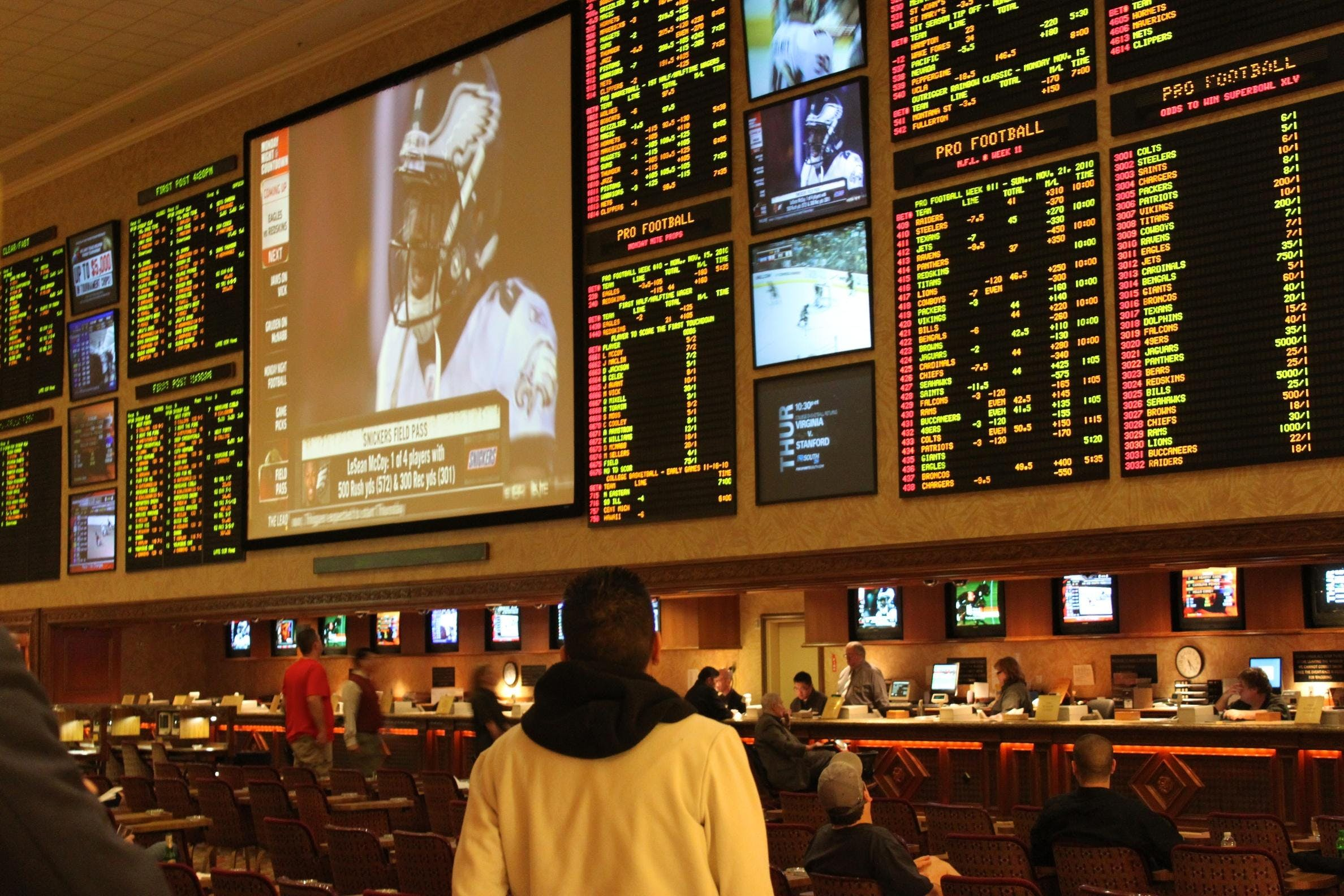 Understanding Sports Betting: A Tribal Perspe