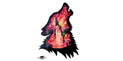 "PAINTOMANIA malt \""Wolf\"