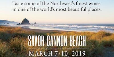 2019 Savor Cannon Beach Wine & Culinary Festival