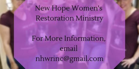 New Hope Women Restoration Ministry Conference tickets