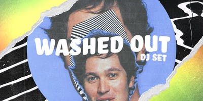 WASHED OUT (dj set) at 1015 FOLSOM