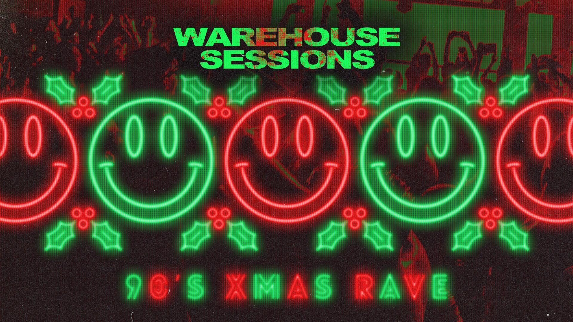 90s Warehouse Rave : Xmas Special