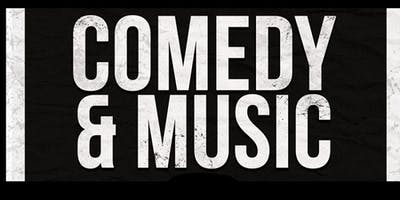 Comedy> Josh Alton - Music> Nick Wallace