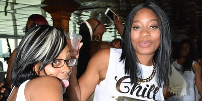 3rd Annual Ultimate Gemini Takeover All-Inclusive All-White Yacht Party