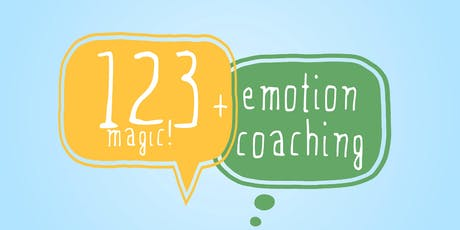 1-2-3 Magic and Emotion Coaching - Parenting Course Rouse Hill  tickets
