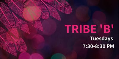 Tribe B - Weeks 6-10 during Term 4 2018