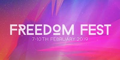 Freedom Fest 2019