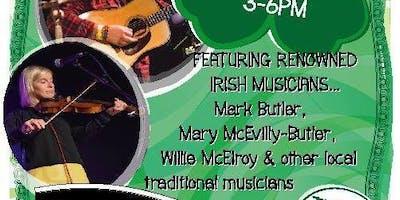Traditional Irish Music Afternoon
