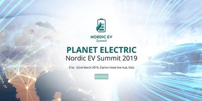 Nordic EV Summit 2019: Planet Electric