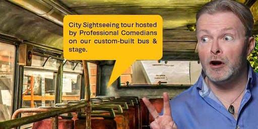 Hidden Dublin: The Comedy Bus