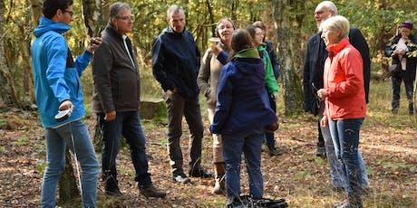 Paddenstoelenwandeling op de Kesselse Heide tickets