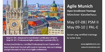 Agile Munich | Open Enrollment Trainings