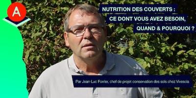 Nutritions des couverts végétaux : ce dont vous avez besoin, quand et pourquoi ?