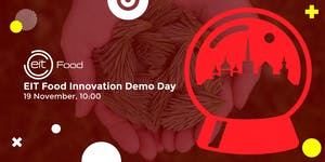 EIT Food Innovation Demo Day @ Startup Week Tallinn...