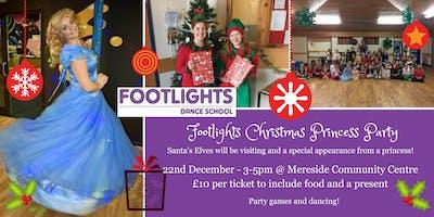 Footlights Princess Christmas Party