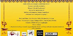 HOME Diwali Fundraiser