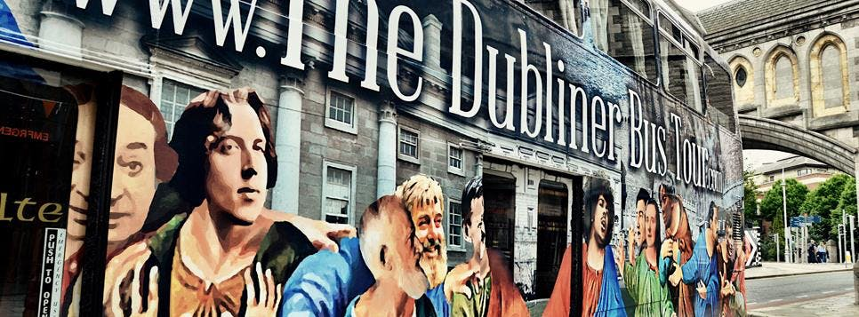 The Dubliner Bus Tour