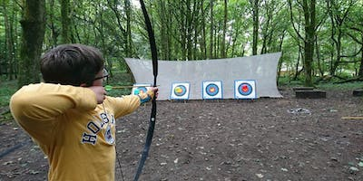 Archery taster event (10am-12pm, 24 April 2019, near Cardiff)