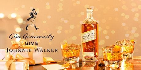 Agita la coctelera con Johnnie Walker (Español) entradas