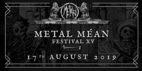 Metal Méan Festival 2019 tickets