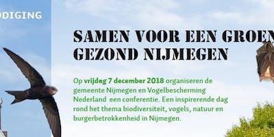 Samen voor een groen en gezond Nijmegen 7 december 2018