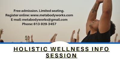 Holistic Wellness Info Session