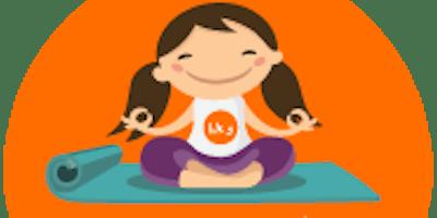 Happy Kids Yoga (Age 5-9) at Tatton Park