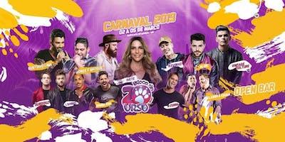 Carnaval Bloco do Urso 2019 - Excursão em Belo Horizonte e Região