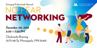 Emerging Professionals Network: No Fear Networking
