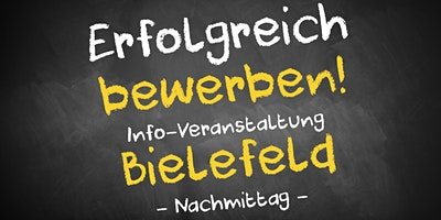 Bewerbungscoaching Infoveranstaltung Bielefeld - N