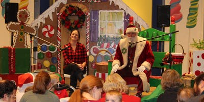 Bedtime Stories with Santa - December 5, 2018
