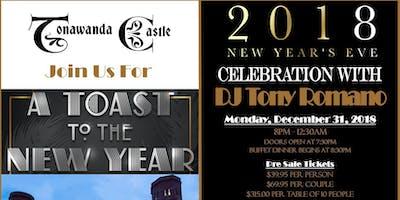 Tonawanda Castle New Year\