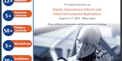 7th world convention on Robots, Autonomous Vehicles and Advanced Computer Applications (CSE) A