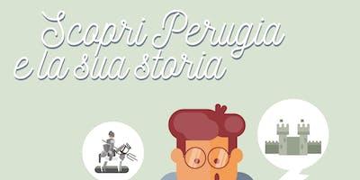 TwoForYou - Scopri Perugia e la sua storia