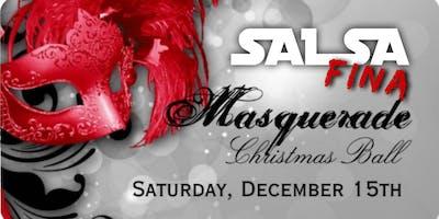 SalsaFina Masquerade Christmas Ball