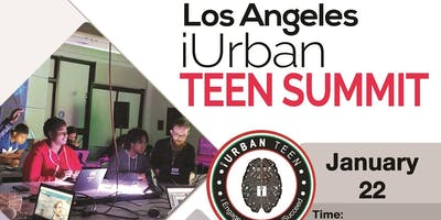 iUrban Teen Tech Summit @ Cal State Dominguez Hils