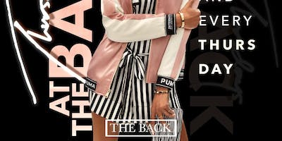 The Back on Thursdays | #ThursdaysAtTheBack