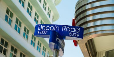 Legends of Lincoln Road Walking Tour by the Miami Design Preservation League