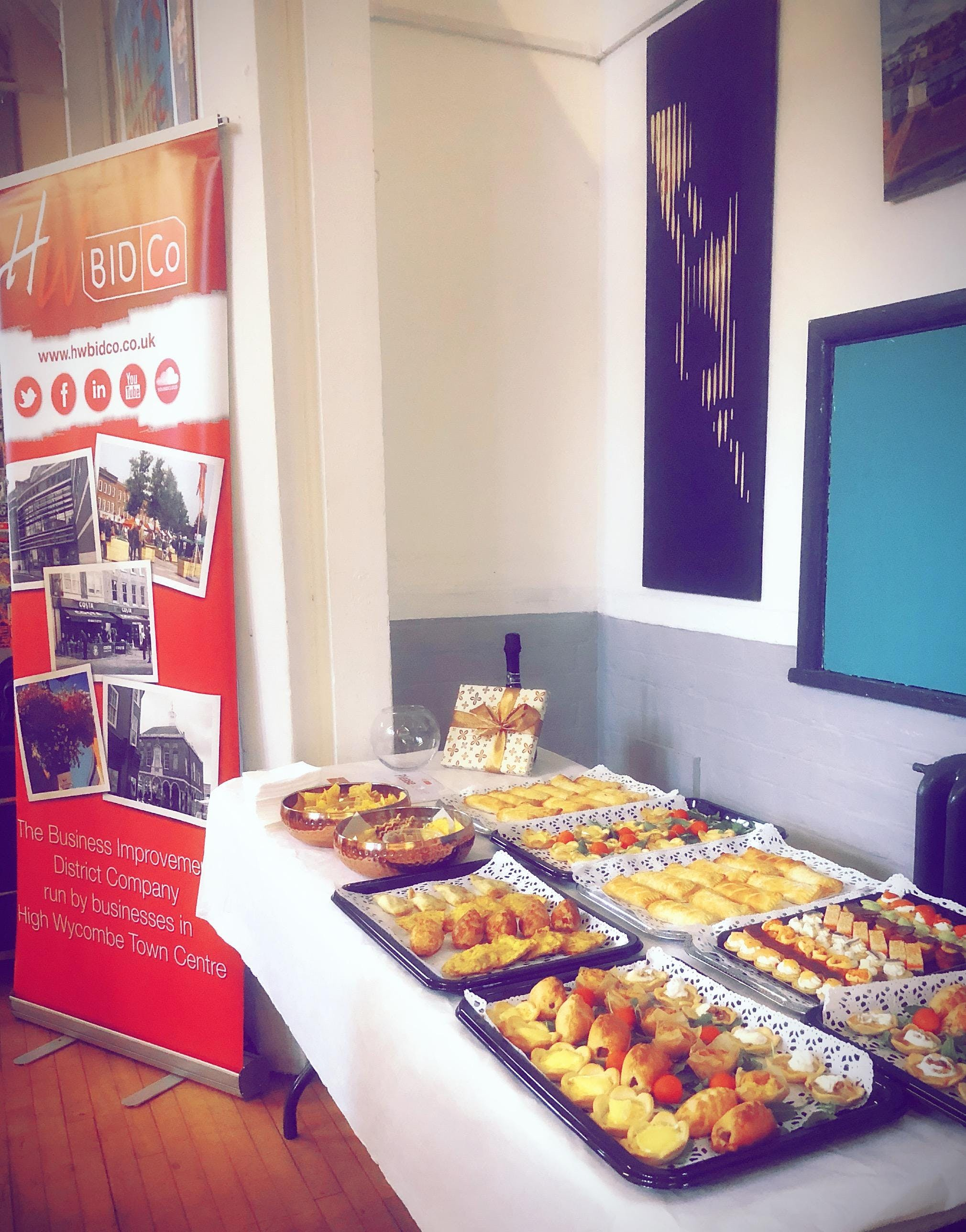 Networking & Nibbles